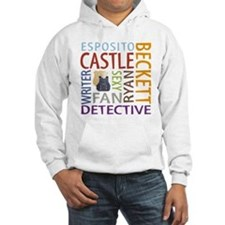 Castle Fan Jumper Hoody