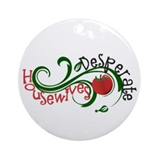 Desperate Housewives Ornament (Round)