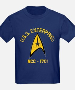 U.S.S. Enterprise Retro T
