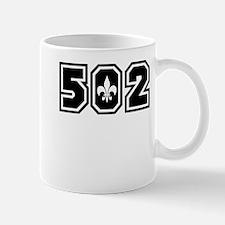 502 Black Mug