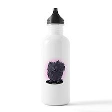 Suki Bear Pom Water Bottle