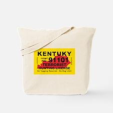 Kentuky Tote Bag