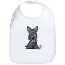 My Ball...MY Rules! Scottie Bib