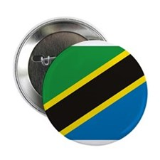 "Tanzania Flag 2.25"" Button (10 pack)"