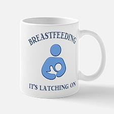 It's Latching On - Mug