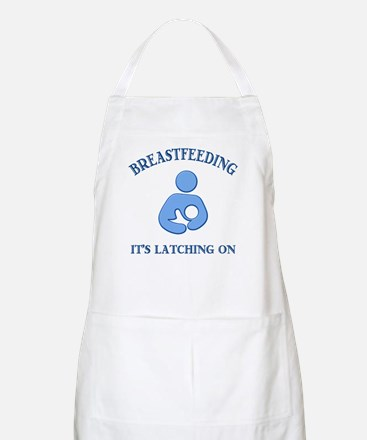 It's Latching On - Apron