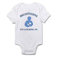 It's Latching On - Infant Bodysuit