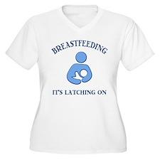 It's Latching On - T-Shirt