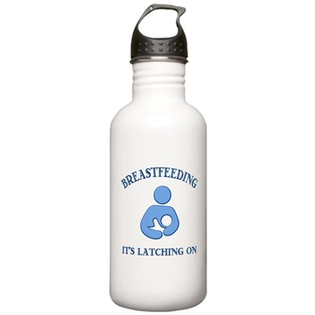 It's Latching On - Stainless Water Bottle 1.0L