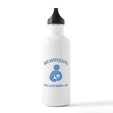It's Latching On - Water Bottle
