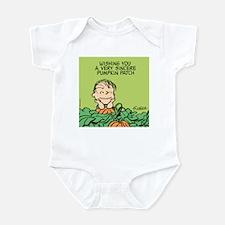 Sincere Pumpkin Patch Infant Bodysuit