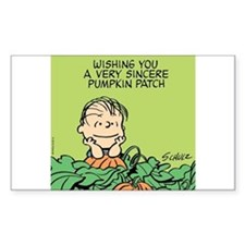Sincere Pumpkin Patch Decal