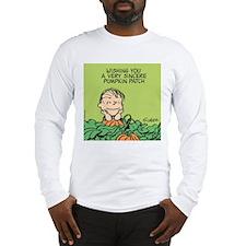 Sincere Pumpkin Patch Long Sleeve T-Shirt