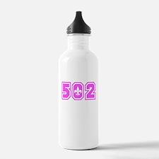 502 Pink Water Bottle