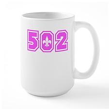 502 Pink Mug