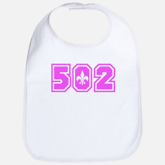 502 Pink Bib
