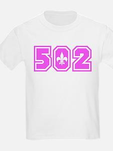502 Pink T-Shirt