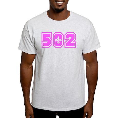502 Pink Light T-Shirt