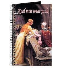 God Speed! in pink Journal