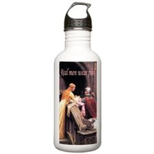 God Speed! in pink Stainless Water Bottle 1.0L