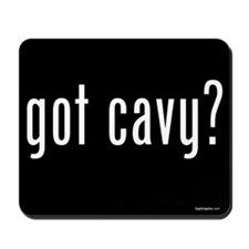Got Cavy Mousepad