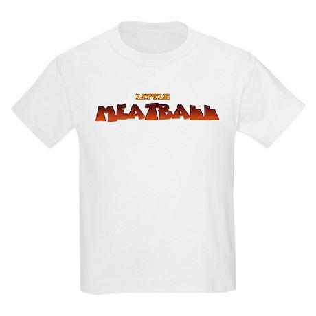 Little Meatball - Kids Light T-Shirt