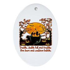 Cauldron Ornament (Oval)