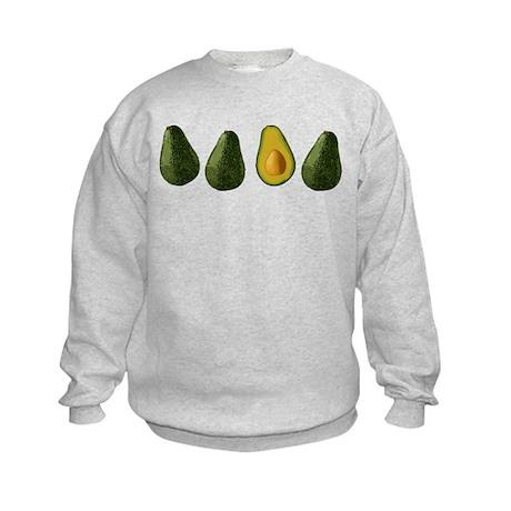 Avocados Kids Sweatshirt