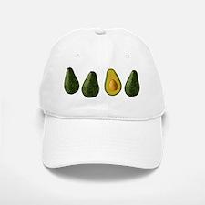 Avocados Baseball Baseball Cap
