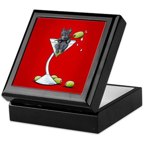 Scottish Martini Keepsake Box