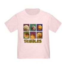 Tribbles Star Trek Pop Art T