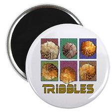 """Tribbles Star Trek Pop Art 2.25"""" Magnet (100 pack)"""