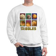 Tribbles Star Trek Pop Art Sweatshirt