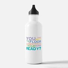 Take the floor Water Bottle
