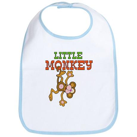 Little Monkey - Bib