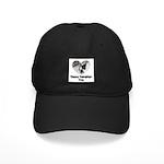 HAPPY VALENTINES DAY (BOSTON TERRIER) Black Cap