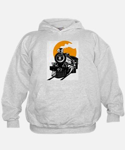 Funny Train Hoody