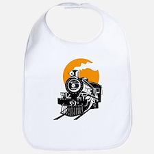 Cute Railroad Bib
