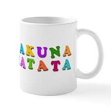 hakuna10x3 Mugs
