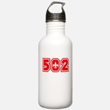 502 red Water Bottle