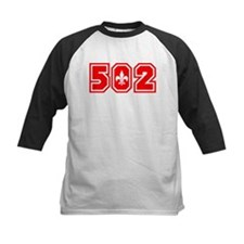 502 red Tee
