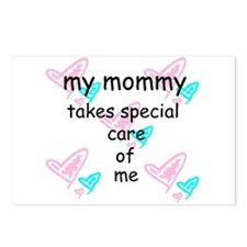 MOMMY TAKES SPECIAL CARE Postcards (Package of 8)