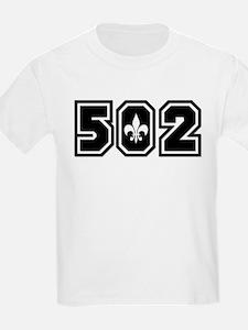 Black/White 502 T-Shirt