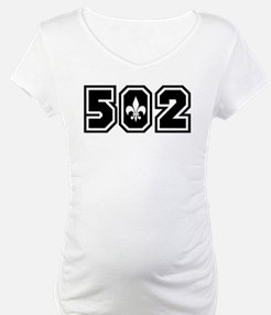 Black/White 502 Shirt