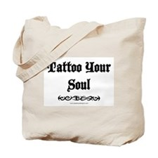Tattoo Your Soul Tote Bag