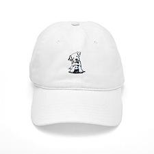 Dalmatian Baseball Cap