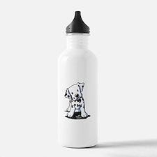 Dalmatian Sports Water Bottle