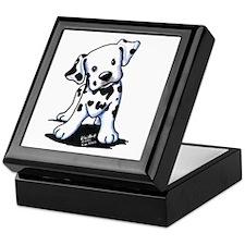 Dalmatian Keepsake Box