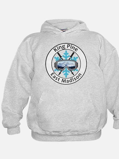 King Pine - East Madison - New Hampsh Sweatshirt