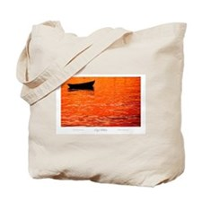 Combustion Tote Bag